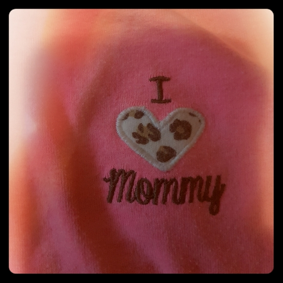 2 onsies from Child of Mine